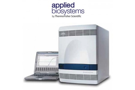 Testy PCR - Termocykler Applied Biosystems® 7500 Fast Real-Time PCR